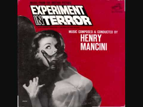 Henry Mancini  - Experiment In Terror Twist mp3