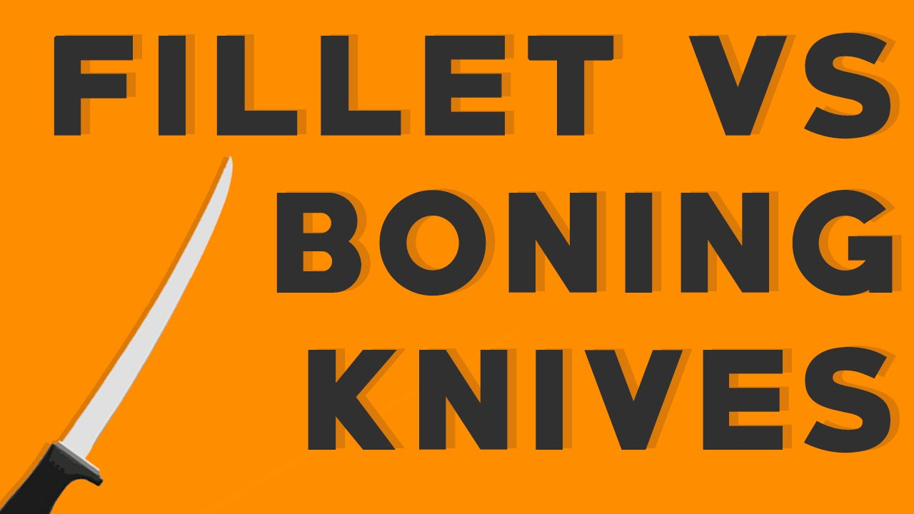 what 39 s the difference between boning and fillet knives youtube. Black Bedroom Furniture Sets. Home Design Ideas