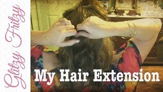 Hair Extensions for Mature Women - How I do My Hair