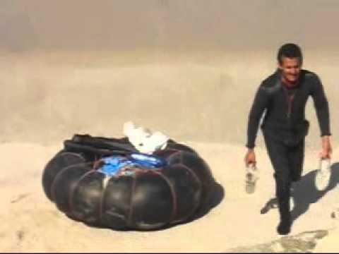 2009 maroc dakhla p che la bou e dans l 39 atlantic youtube. Black Bedroom Furniture Sets. Home Design Ideas