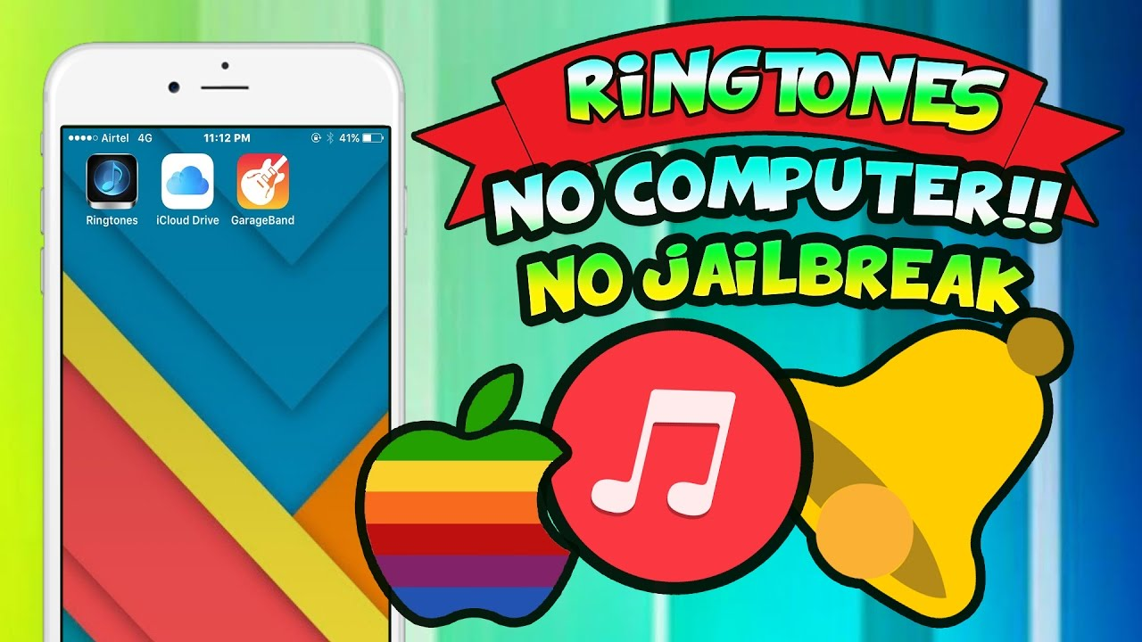 How To Get Free Music Ringtones On Iphone