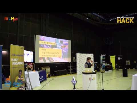 Great Uni Hack Opening Ceremony