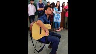 Sham - Aisha Acoustic Cover by Pankaj Dhaundiyal