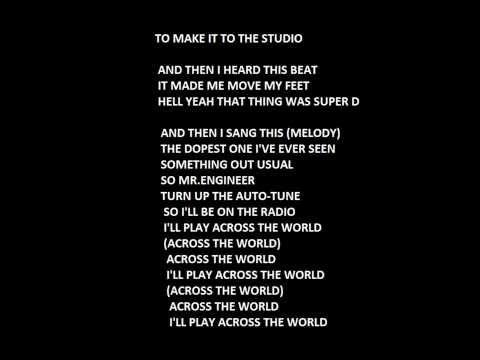 Across The World Lyrics by Pitbull