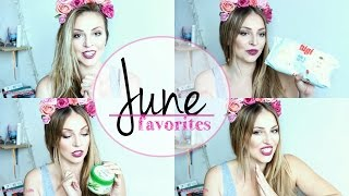 June Favorites | Maniana