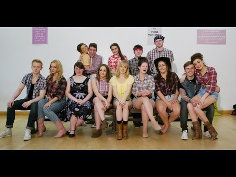 Musical Theatre - End of Year Show 2014