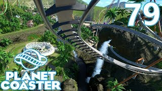 Planet Coaster - Part 79 - RIDING ALL THE RIDES! #1