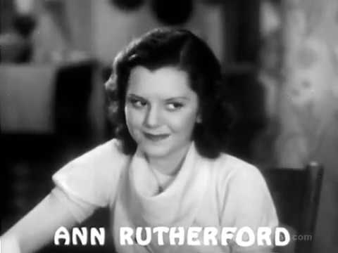 1935 WATERFRONT LADY  Ann Rutherford, Frank Albertson  Full movie