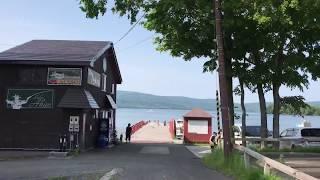 北海道の阿寒湖