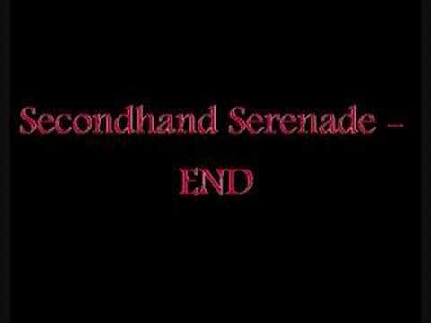 Secondhand Serenade - END