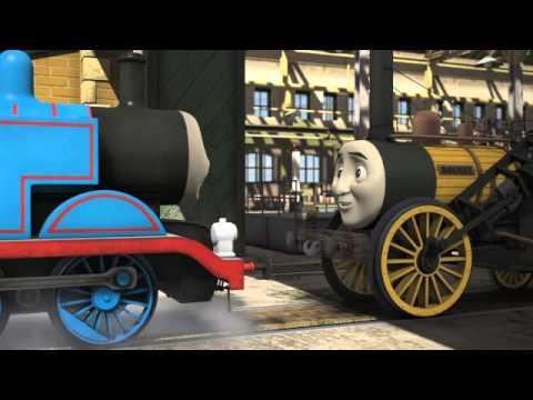 Thomas y sus amigos: Conoce a Stephen