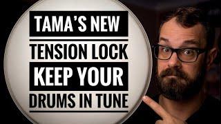 Tama Tension Lock (TTL10) : Bearded Breakdown 4/25/18