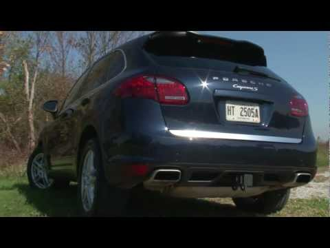 2011 Porsche Cayenne S Hybrid - Drive Time Review with Steve Hammes
