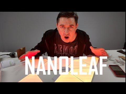 Mi-am luat LED-uri de pe net - Nanoleaf Aurora