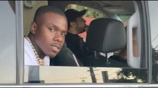 DaBaby Pissed After Fan Mistakes Him For Roddy Ricch