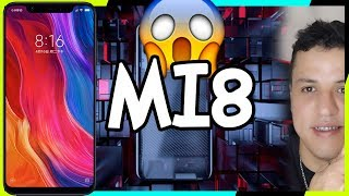 Xiaomi Mi8 VOCÊ VAI comprar um? O que achei? RESUMO!
