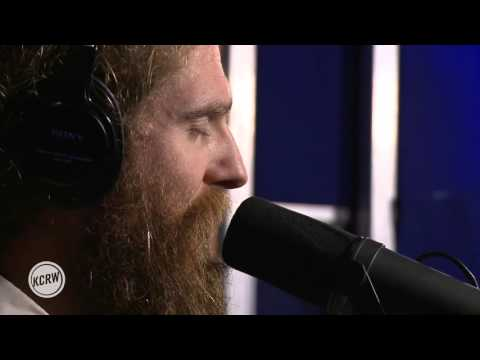 """Amason performing """"Went to War"""" Live on KCRW"""