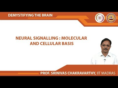 Neural Signalling - Molecular and Cellular Basis
