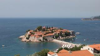 Budva and Kotor - Montenegro