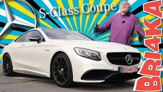 Mercedes-Benz  S-Class coupé | CL | Test and Review | Bri4ka.com