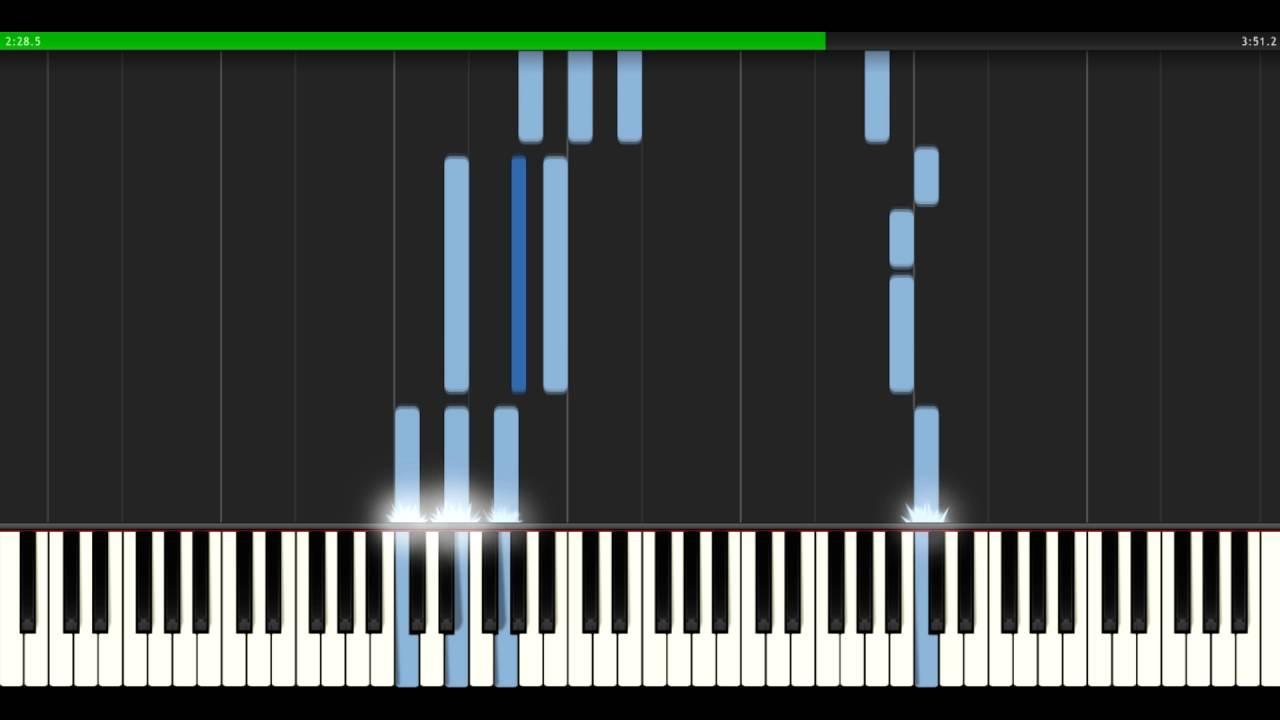 China Town - Piano