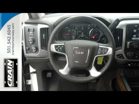 2014 gmc sierra 1500 conway ar little rock ar bj3884b sold youtube. Black Bedroom Furniture Sets. Home Design Ideas