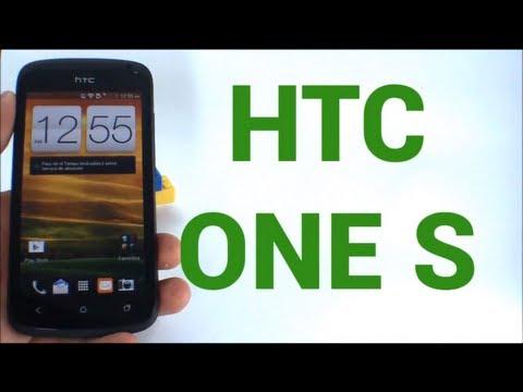 HTC ONE S - Análisis en español
