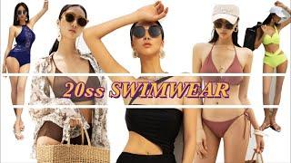 (eng) 올 여름 신상 수영복 뭐가 있을까?패션모델의…