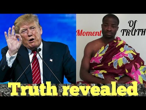 Evangelist Addai Angrily Blast Donald Trump And African Leaders.