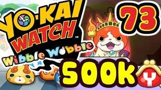 Yo-kai Watch Wibble Wobble - Libertynyan SS Event! 500k Y Money Spending Spree!