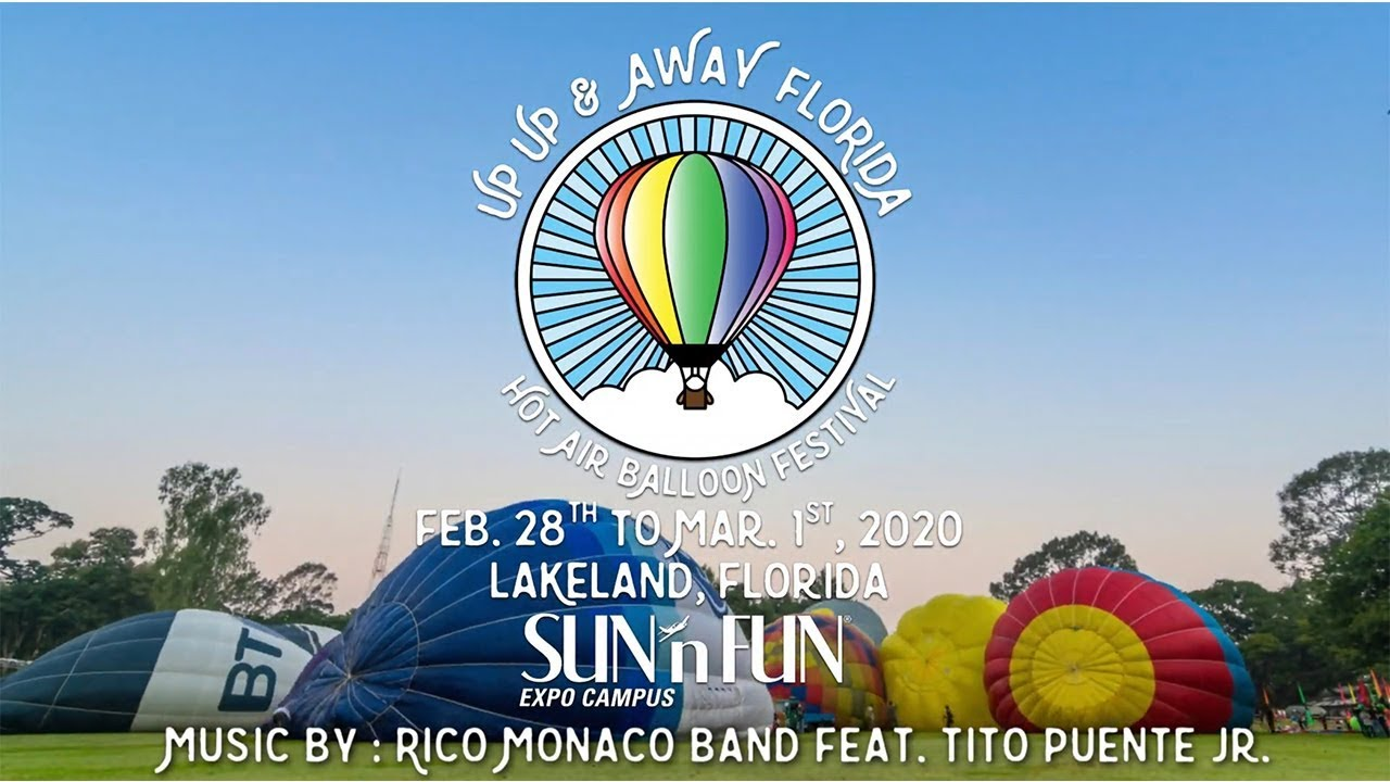 Balloon Festival 2020 Nc.Up Up And Away Florida Hot Air Balloon Festival Lakeland Florida Feb 28 Mar 1 2020