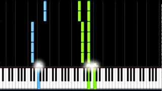 """HOW TO PLAY: Justin Bieber - """"Beauty and a Beat"""" - Piano Tutorial (Beginner) w. SHEETS+MIDI"""