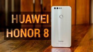 Huawei Honor 8 - хороший смартфон по хреновой цене. Распаковка и обзор Huawei Honor 8
