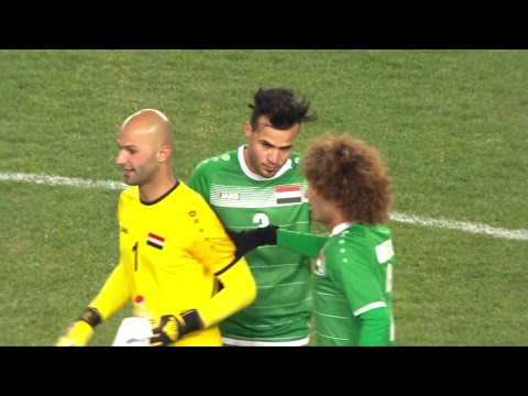 Iraq vs Malaysia (AFC U23 Championship: Group Stage)
