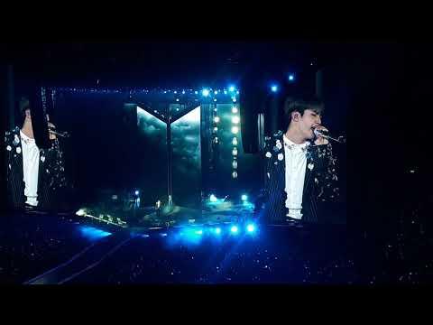 18 Jin - Epiphany (BTS Love Yourself Tour - Live @ Ziggo Dome - Amsterdam 181013)