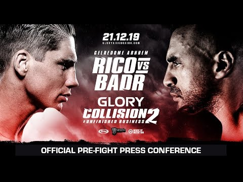 COLLISION II: Verhoeven VS Hari II - Press Conference