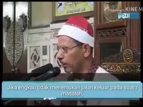 Subhanallah Keajaiban Sholawat Nabi Saw