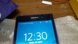 Ремонт Sony Z1(Замена аккумулятора., 2017-01-03T20:49:28.000Z)