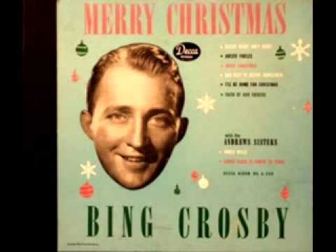 Jingle Bells - Bing Crosby & The Andrews Sisters