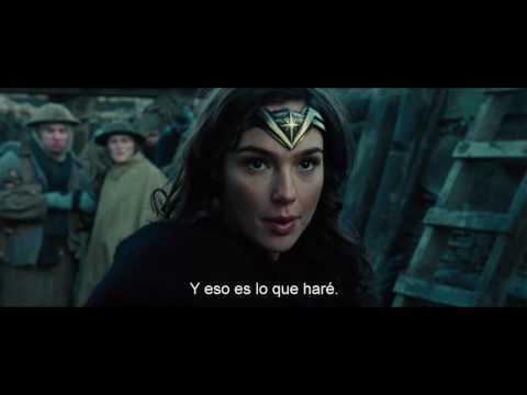 MUJER MARAVILLA | Trailer