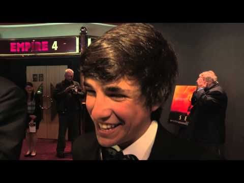 Seve The Movie - World Premiere Interviews with José Luis Gutiérrez