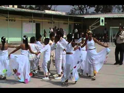 Baile de GALAPAGOS  YouTube