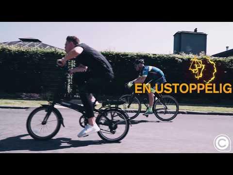Vi Tester Bikemate - En Smart Elcykel 🔋