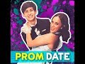 Prom date | KAMI |  Andres Muhlach took Juliana Gomez to prom