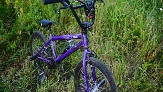 Тест-драйв велосипеда BMX(Я открываю новый канал с различными Тест-драйвами и тестами. Я буду выпускать видео с 1 сентября 2015 года...., 2015-08-26T15:25:45.000Z)