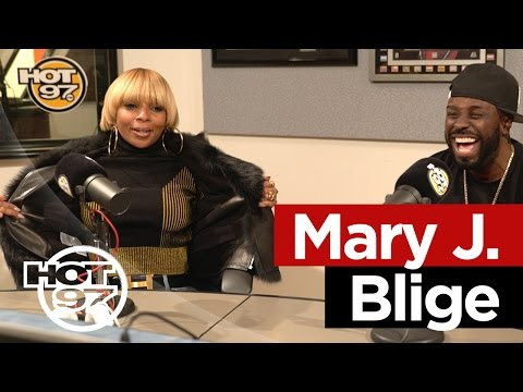 Mary J Blige & Flex Talk Divorce, Kanye, The Lox, & Issues w