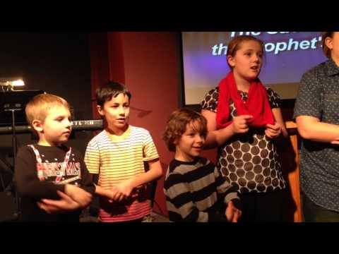 Kids Advent Song