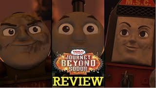 Journey Beyond Sodor Review by T1E2H3