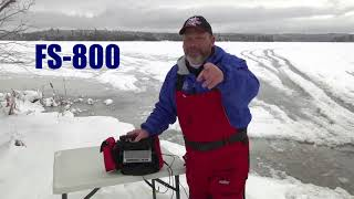 The Vexilar FS-800 Underwater Camera Introduction