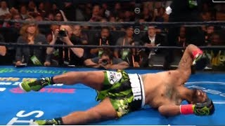 DEONTAY WILDER ICES & LAYS DOMINIC BREAZEALE FLAT IN RD 1 (FULL FIGHT KO HIGHLIGHTS & REACTION)